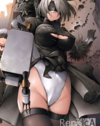 【同人誌】ReplicA【ニーアオートマタ】